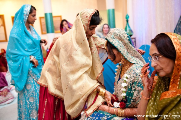 Pakistani wedding clothes in Chicago, Illinois Pakistani Wedding by Maha Designs