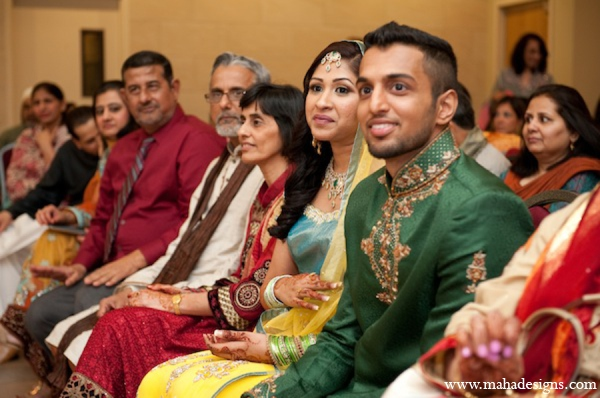 Featured Indian Weddings,gold,yellow,green,traditional pakistani wedding,pakistani wedding traditions,Maha Designs