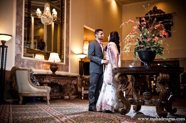 Pakistani wedding picture in Chicago, Illinois Pakistani Wedding by Maha Designs