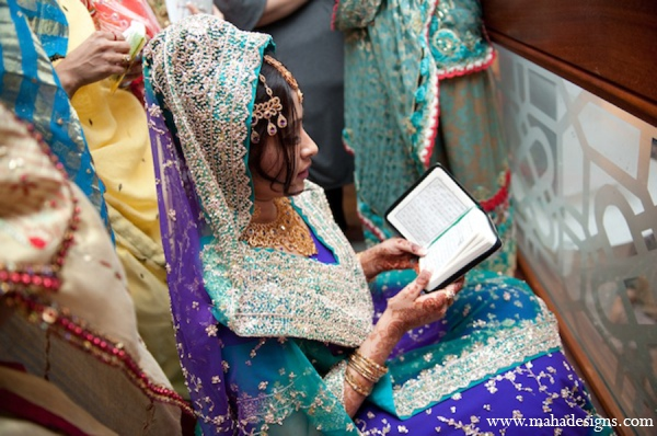 Chicago, Illinois Pakistani Wedding by Maha Designs ...