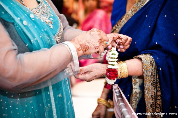Pakistani wedding traditions in Chicago, Illinois Pakistani Wedding by Maha Designs