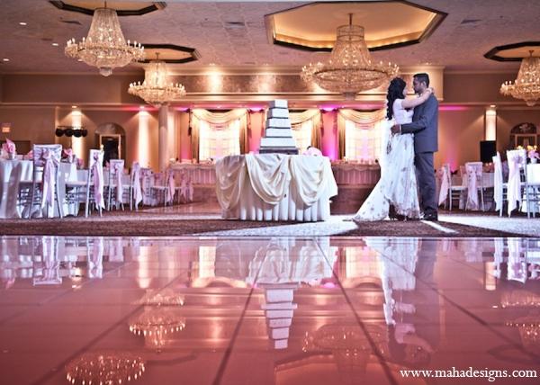 Pakistani wedding venues in Chicago, Illinois Pakistani Wedding by Maha Designs