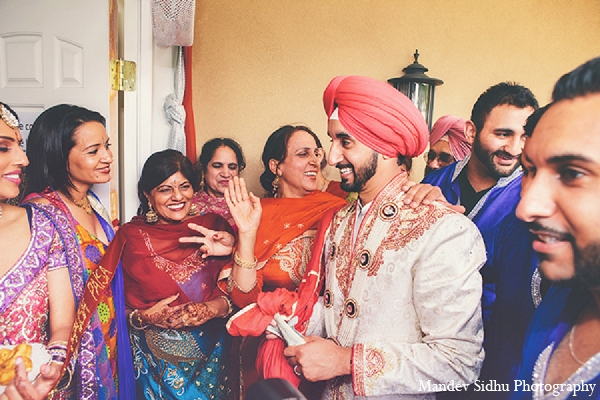 Indian wedding sikh doli ceremony in Seattle, Washington Indian Wedding by Mandev Sidhu Photography