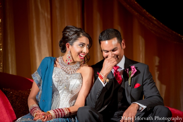 Indian bride groom reception in Dana Point, California Indian Wedding by Matei Horvath Photography