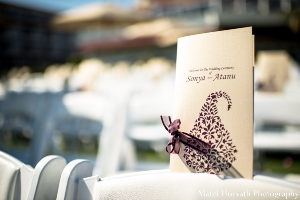 Indian wedding cards in Dana Point, California Indian Wedding by Matei Horvath Photography