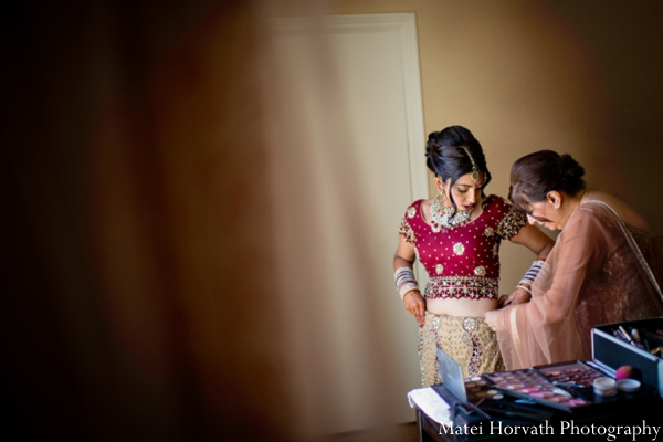 Indian wedding choli  in Dana Point, California Indian Wedding by Matei Horvath Photography