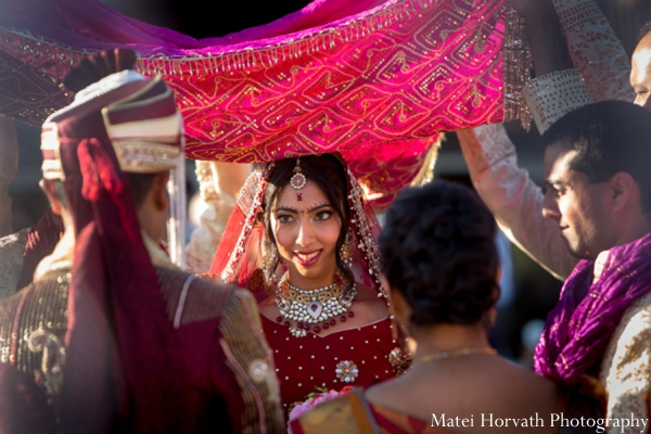 red,gold,cream,white,ceremony,traditional indian wedding,indian wedding traditions,Matei Horvath Photography