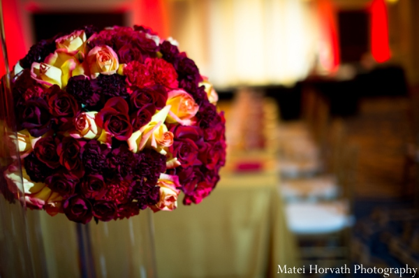 Indian wedding floral  in Dana Point, California Indian Wedding by Matei Horvath Photography