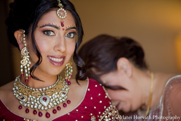 bridal fashions,bridal jewelry,Hair & Makeup,indian bridal hair and makeup,indian bride hairstyles,indian bride hairstyle,indian bridal hair makeup,Matei Horvath Photography