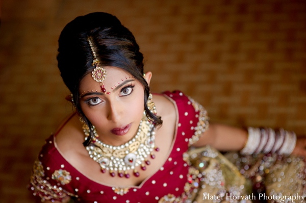 Indian wedding jewelry in Dana Point, California Indian Wedding by Matei Horvath Photography