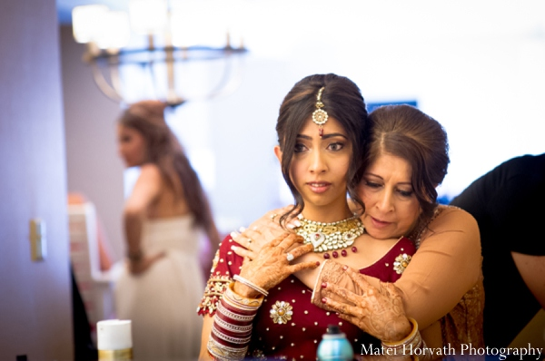 Indian wedding mother bride in Dana Point, California Indian Wedding by Matei Horvath Photography