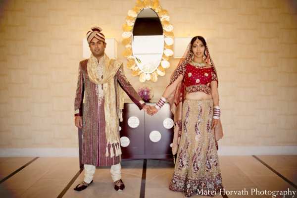red,gold,cream,white,portraits,indian bride and groom,indian bride groom,photos of brides and grooms,images of brides and grooms,indian bride grooms,indian wedding outfits,indian wedding outfits for brides,Matei Horvath Photography