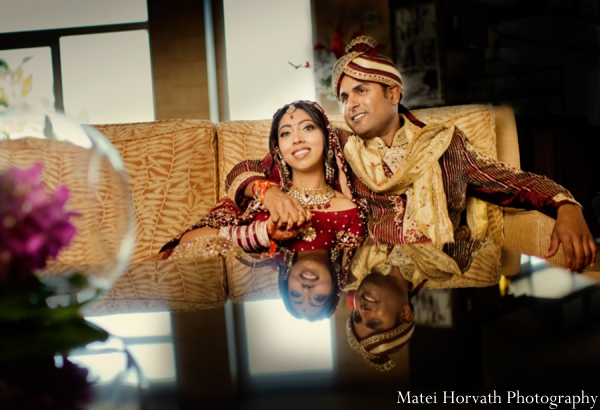 Indian wedding portrait ideas in Dana Point, California Indian Wedding by Matei Horvath Photography