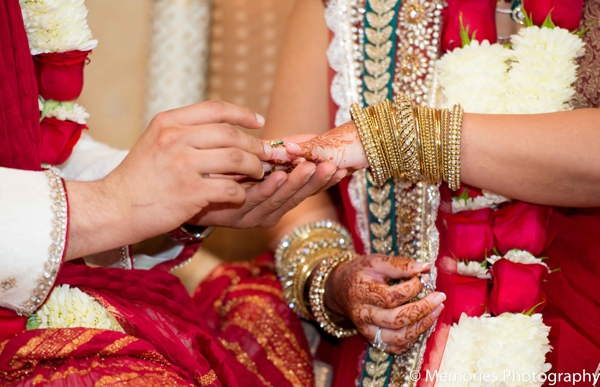 Indian wedding ceremony traditional rituals in Bridgewater, New Jersey Indian Wedding by Memories Photography