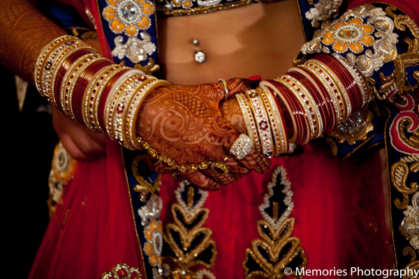 Indian Wedding Bridal Jewelry Accessories