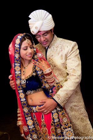 Indian wedding bride groom outfits in Goa, India Indian Wedding by Memories Photography
