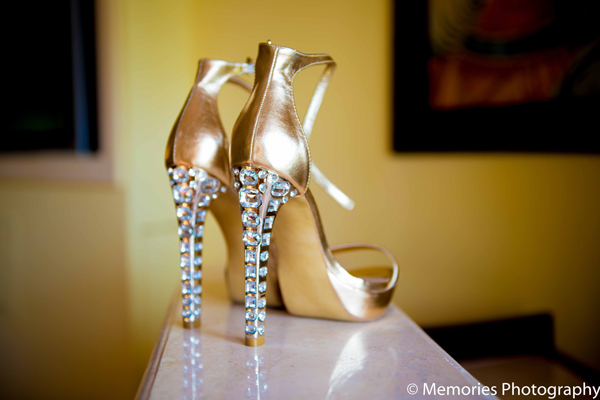 Featured Indian Weddings,gold,indian wedding clothing,indian wedding shoes,indian bridal shoes,indian wedding clothes,indian bridal clothing,indian bridal clothes,indian bride clothes,Memories Photography