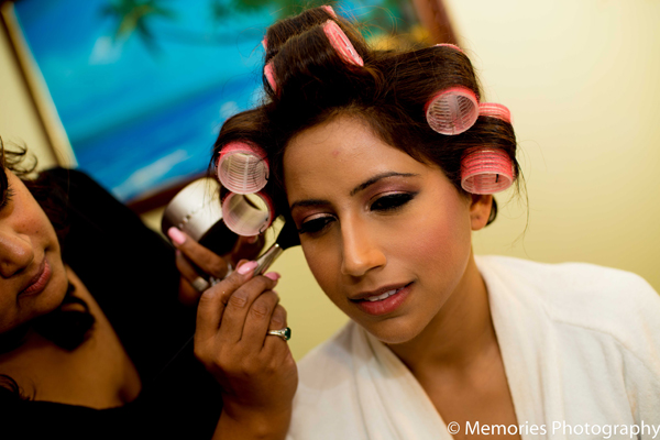 red,Hair & Makeup,indian wedding makeup,indian bridal makeup,indian bride makeup,Memories Photography