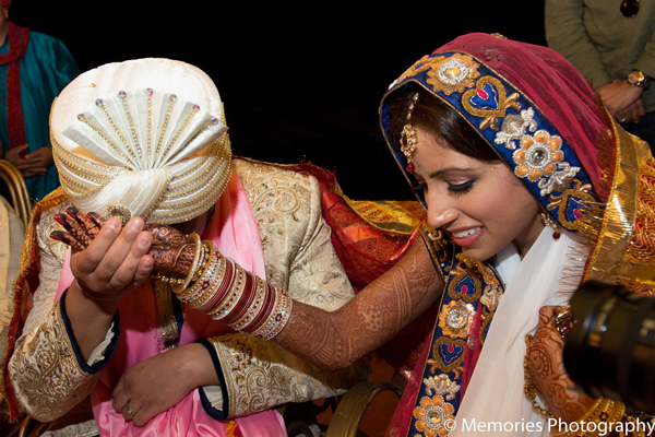 Indian wedding ceremony bride groom tradition in Goa, India Indian Wedding by Memories Photography
