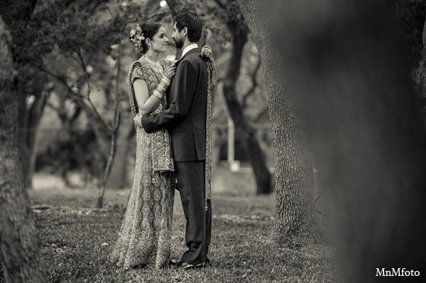 Indian wedding bride groom photography in San Antonio, Texas Sikh Wedding by MnMfoto