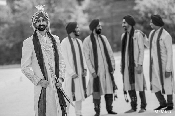 Indian wedding groom photography fashion in San Antonio, Texas Sikh Wedding by MnMfoto