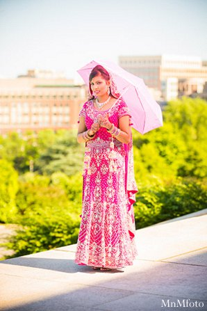 Indian wedding bride portraits photography in Alexandria, VA Indian Wedding by MnMfoto