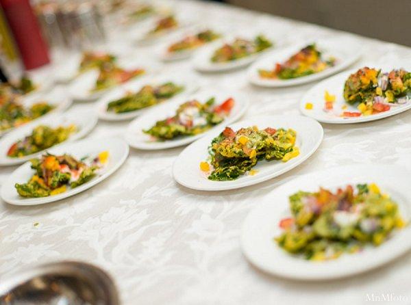 Indian wedding catering reception food in Alexandria, VA Indian Wedding by MnMfoto