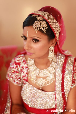 indian-wedding-bridal-portrait-veil-crystaks