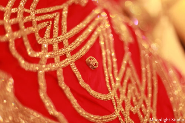 Indian-wedding-red-gold-ceremony
