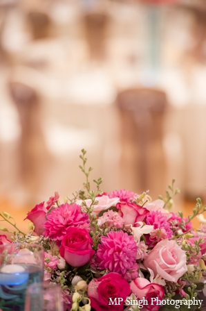 Indian-wedding-centerpiece-floral-pink-petals