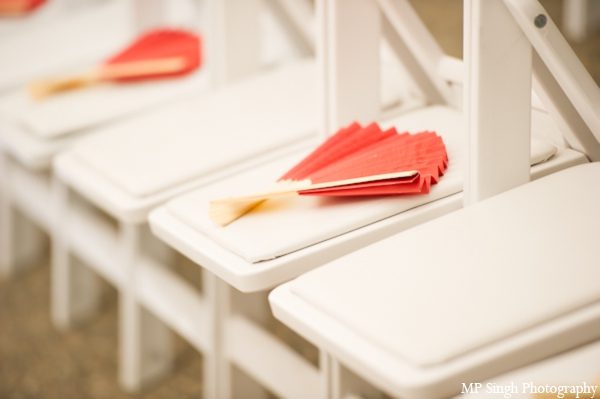 Indian-wedding-fan-ceremony-red