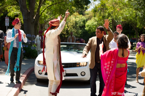 Indian-wedding-outdoors-celebration-baraat