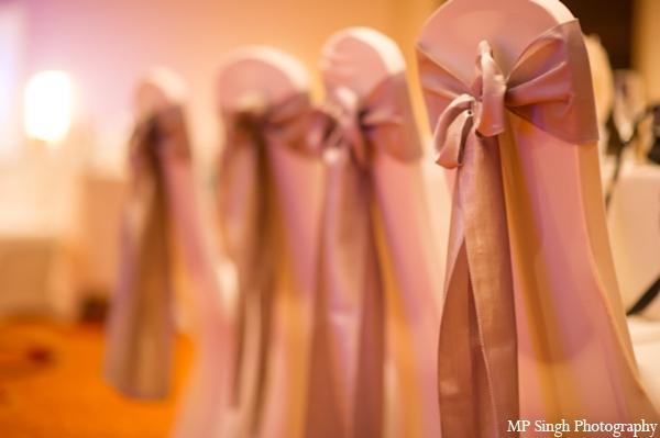Indian-wedding-reception-decor-ideas-ribbon-chairs