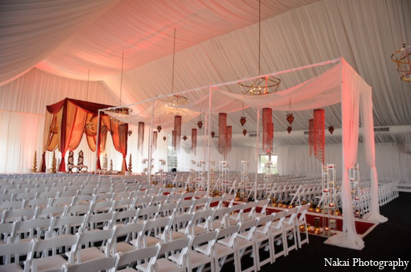 Indian wedding ceremony planning in Itasca, Illinois Indian Wedding by Nakai Photography
