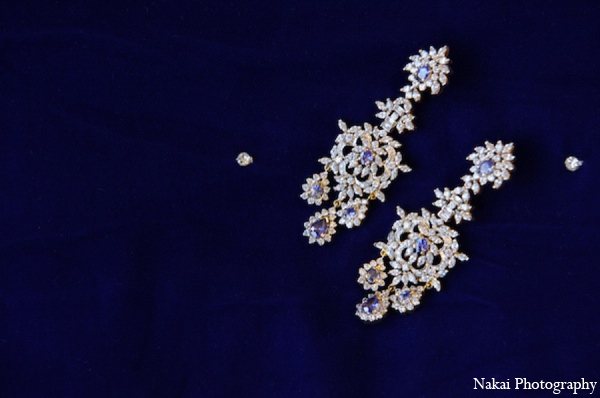 Indian wedding jewelry sets in Itasca, Illinois Indian Wedding by Nakai Photography