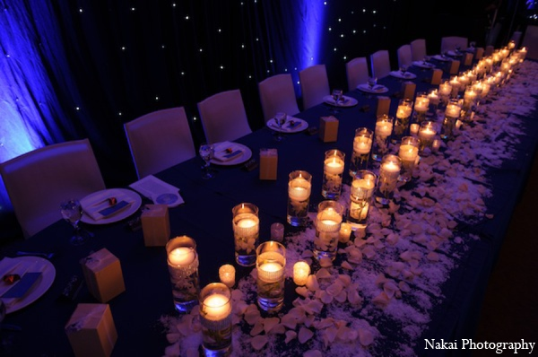 Indian wedding lighting in Itasca, Illinois Indian Wedding by Nakai Photography