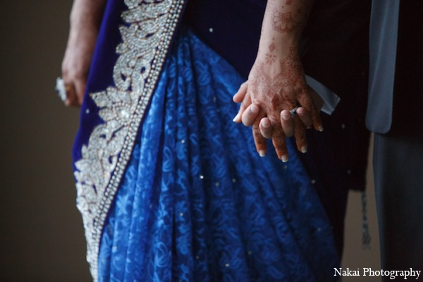 Indian wedding outfit in Itasca, Illinois Indian Wedding by Nakai Photography