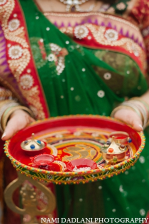 Indian wedding baraat element in Coral Springs, Florida Indian Wedding by Nami Dadlani Photography