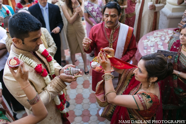 Indian wedding baraat in Coral Springs, Florida Indian Wedding by Nami Dadlani Photography
