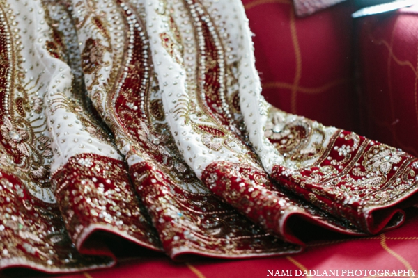 Indian wedding bridal fashions in Coral Springs, Florida Indian Wedding by Nami Dadlani Photography