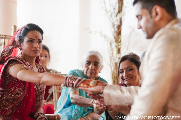 Indian wedding ceremony photo in Coral Springs, Florida Indian Wedding by Nami Dadlani Photography
