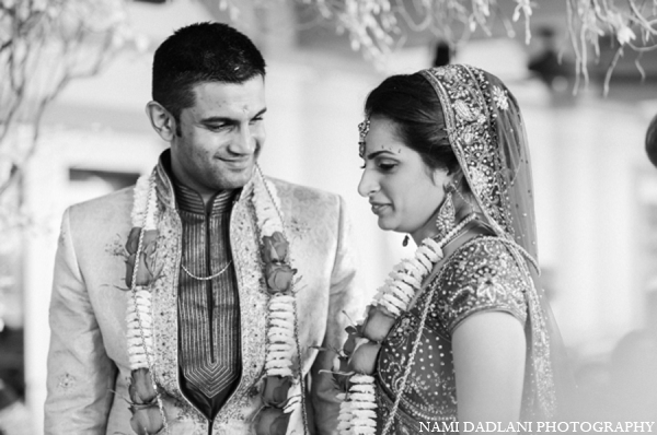 Indian wedding ceremony picture in Coral Springs, Florida Indian Wedding by Nami Dadlani Photography