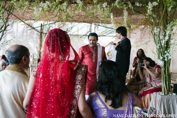 Indian wedding ceremony tradition in Coral Springs, Florida Indian Wedding by Nami Dadlani Photography