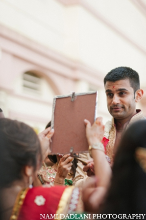 Indian wedding groom photo in Coral Springs, Florida Indian Wedding by Nami Dadlani Photography