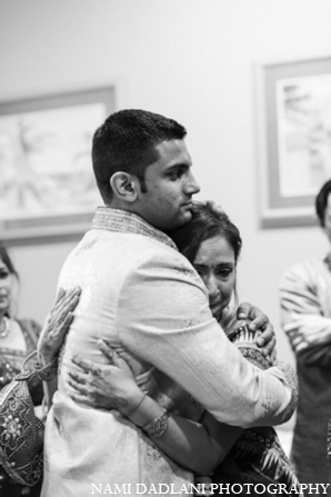Indian wedding groom photos in Coral Springs, Florida Indian Wedding by Nami Dadlani Photography