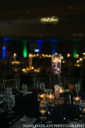 Indian wedding lighting in Coral Springs, Florida Indian Wedding by Nami Dadlani Photography