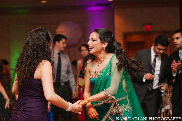 Indian wedding reception pictures in Coral Springs, Florida Indian Wedding by Nami Dadlani Photography