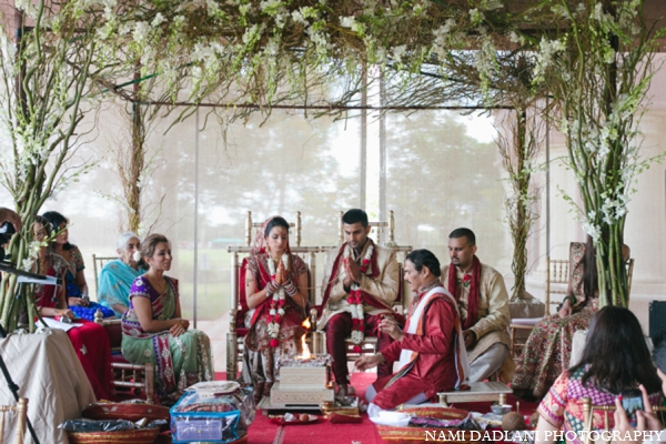 Indian wedding traditional ceremony in Coral Springs, Florida Indian Wedding by Nami Dadlani Photography