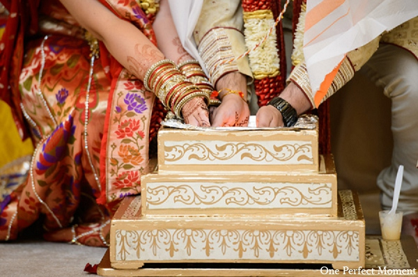 Indian wedding ceremony traditional hindu in Wilmington, Delaware Indian Wedding by One Perfect Moment