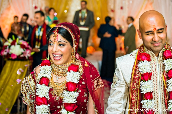 Indian bride groom ceremony in Chantilly, VA Indian Wedding by Photographick Studios